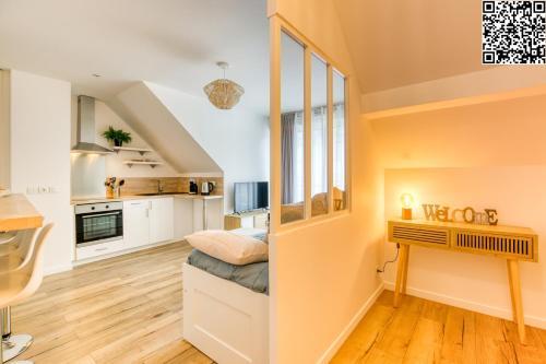 Appartement Cosy Paris 25 min, Disney 20 min - Location saisonnière - Meaux