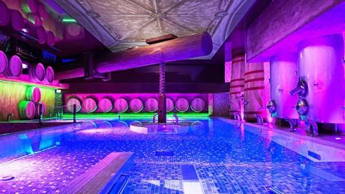 Habitación Doble con acceso al spa - 1 o 2 camas - Uso individual Hotel SPA Bodega El Lagar de Isilla 5