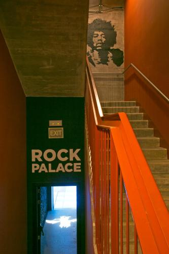 Sant Jordi Hostel Rock Palace photo 26