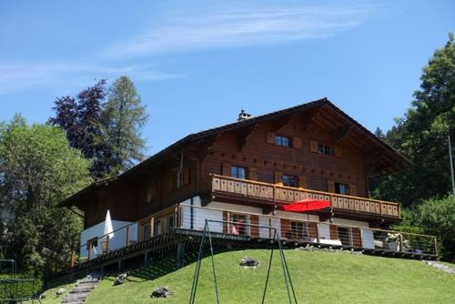 Gorgeous and spacious chalet near the center - Accommodation - Villars - Gryon
