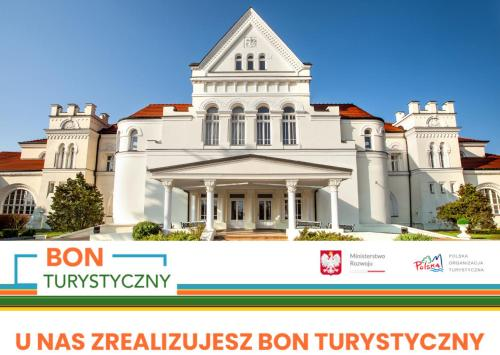 . Pałac Łazienki II w Ciechocinku