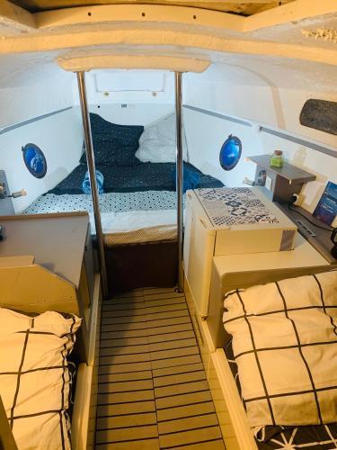 Nuit insolite à bord d'un voilier - Hôtel - Agde