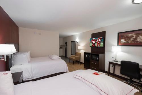 Red Roof Inn PLUS+ Poughkeepsie - Hotel