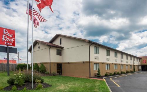 Red Roof Inn Binghamton North - Hotel - Binghamton