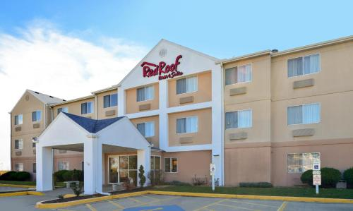 Red Roof Inn & Suites Danville IL - Danville, IL IL 61834