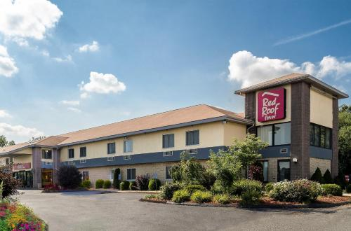 Red Roof Inn Hartford - Vernon - Hotel