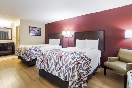 Red Roof Inn Augusta GÇô Washington Road