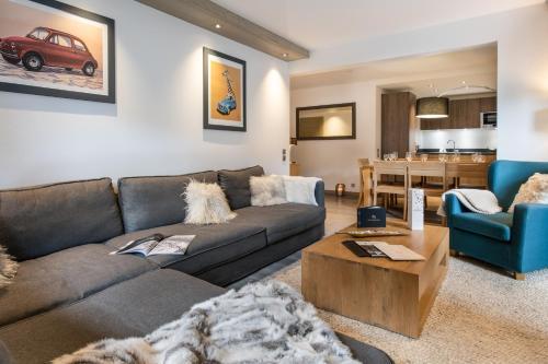 Whistler Lodge - Apartment - Courchevel