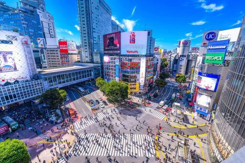 NEW Central Shibuya Studio Kamiyama Inn AF21