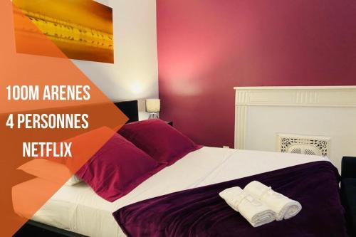 Au coeur de Nîmes à 100m des Arènes - Discover Nimes - Location saisonnière - Nîmes