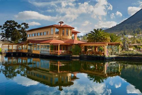 . Hosteria Cabañas Del Lago