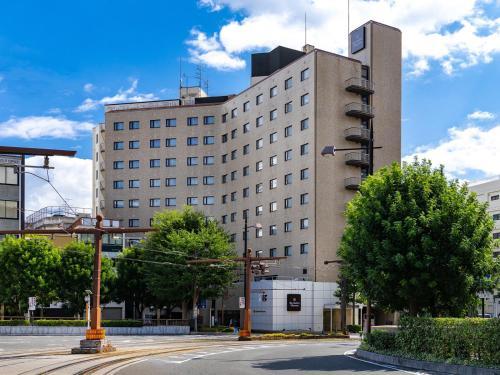 The OneFive Okayama - Hotel