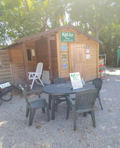 Mobile Homes by KelAir at Camping L'Hippocampe - Camping - Argelès-sur-Mer