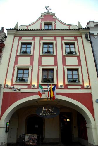 . Hotel Zlatý Kohout