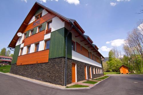 Accommodation in Rokytnice Nad Jizerou