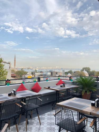 Nomade Oldcity, Pension in Istanbul