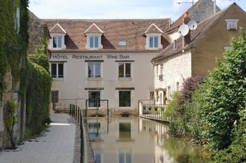 . Hotel Du Vieux Moulin