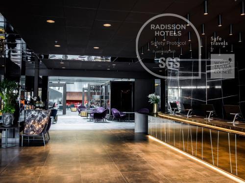 . Radisson Blu Scandinavia Hotel, Göteborg