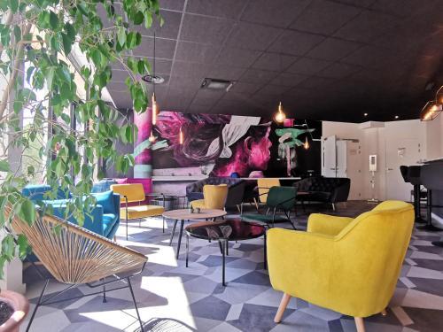 Le Drip's, Nouvel hôtel ! - Hôtel - Marseille
