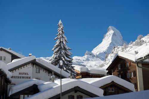 Hotel Weisshorn Zermatt