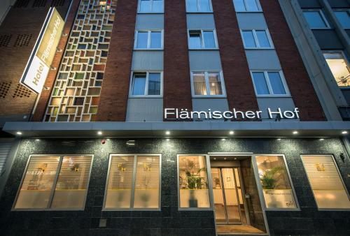 . Hotel Flämischer Hof