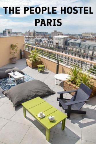 The People Hostel - Paris 12