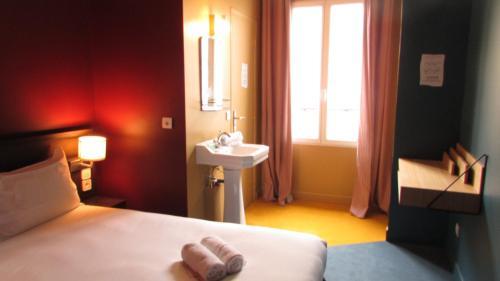 Untalented Hotel - Villette - Hôtel - Paris