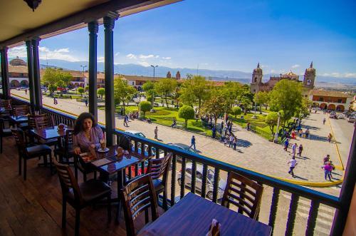 . ViaVia Cafe Ayacucho