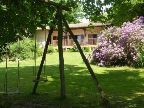 House Le téoulé - Location saisonnière - Sainte-Colombe