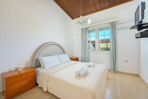 Luxury Rhodes Villa Maria Kiotari