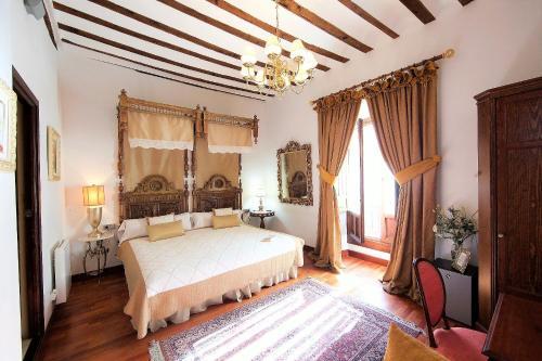 Deluxe Doppelzimmer  Hotel Boutique Nueve Leyendas 3