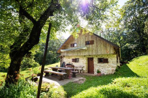 Miha lodge - Accommodation - Soča
