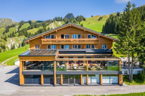 Hotel Walisgaden - Damüls