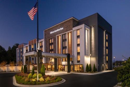 Hilton Garden Inn Asheville South - Hotel - Asheville
