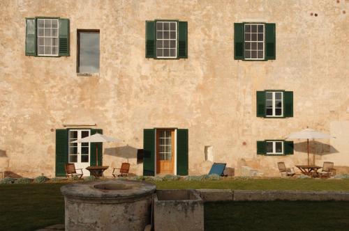 Junior Suite with Terrace Alcaufar Vell Hotel Rural & Restaurant 10