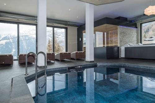 The Onya Resort & Spa - Hotel - Bellwald