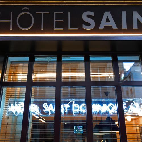 Hotel Saint Dominique photo 21