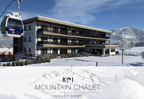 . K1 Mountain Chalet - Luxury Apartements