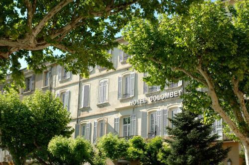 . Hôtel Colombet