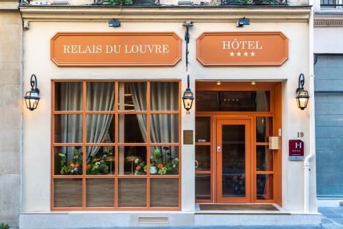 Relais Du Louvre - Hôtel - Paris