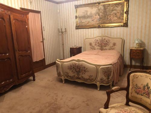 Les Chambres de la Prairie - Chambre d'hôtes - Rosoy-en-Multien