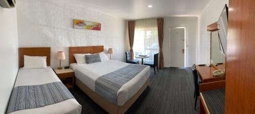 Deluxe Double or Twin Room - Disability Access