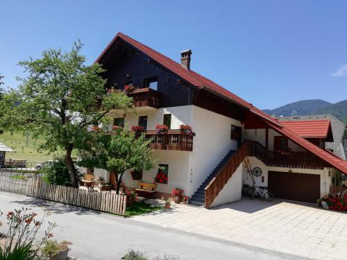 . Apartments & Rooms Smučka