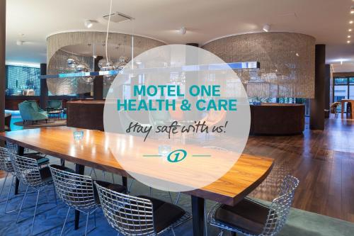 Hotel Motel One Frankfurt Messe