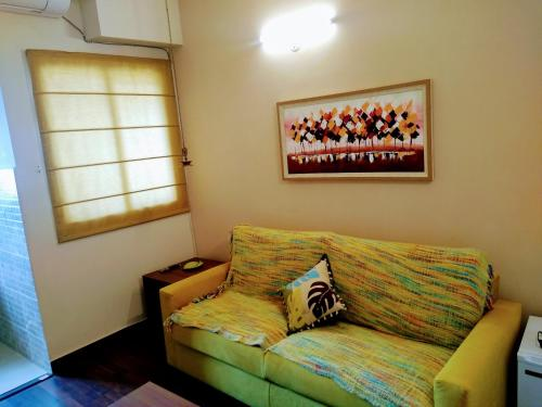 . Studio Apartment with Green lawns