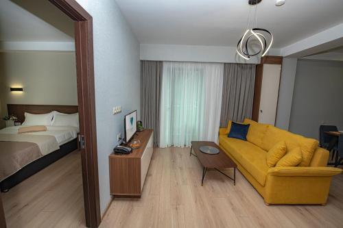 Accommodation in Bakuriani