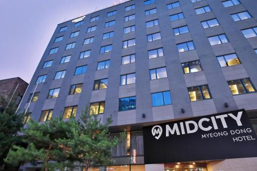. Hotel Midcity Myeongdong
