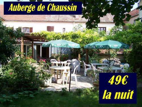 Accommodation in Chaussin