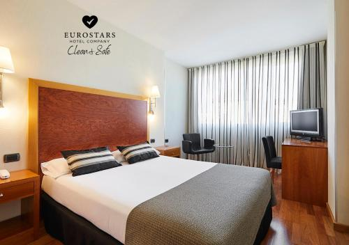 Exe Plaza Delicias - Hotel - Zaragoza