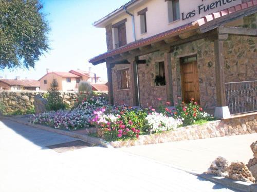 . Hotel Las Fuentes